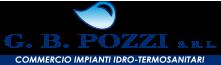 G.B. Pozzi prodotti idrotermosanitari Bergamo